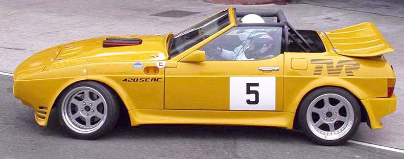 TVR SEAC racer