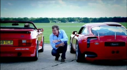 Top Gear Hot Metal